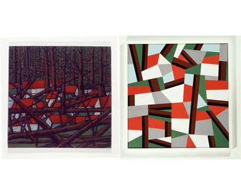 On abstraction: two pieces (1995/2005)